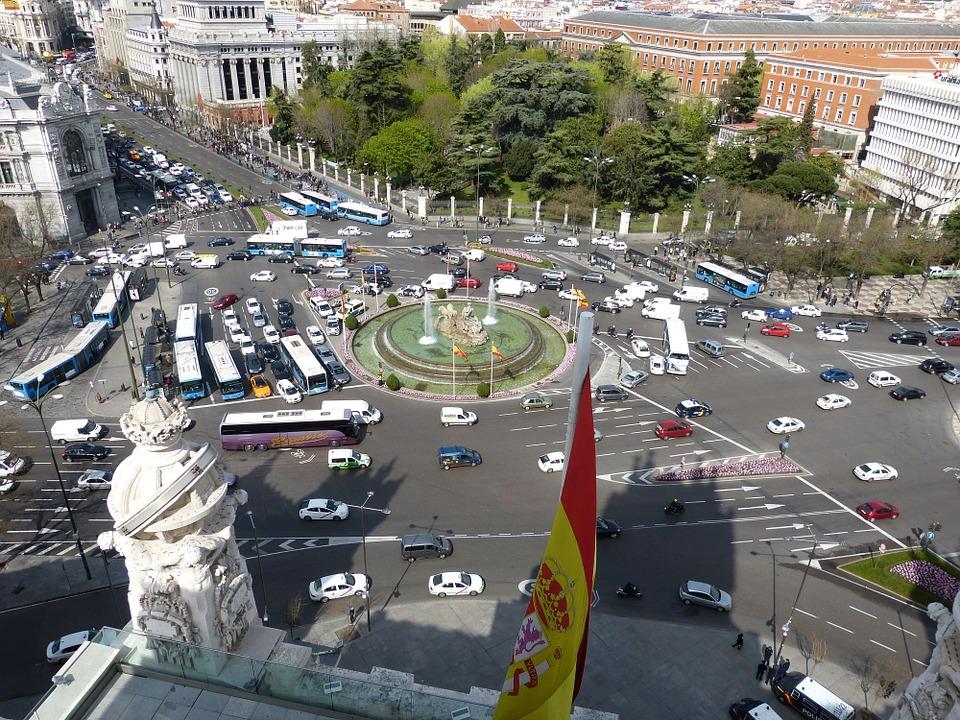 La contaminación en Madrid, un problema creciente