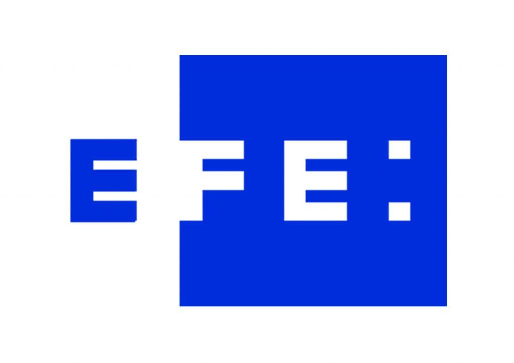 La Agencia EFE nos entrevista durante nuestra visita a FITUR 2019