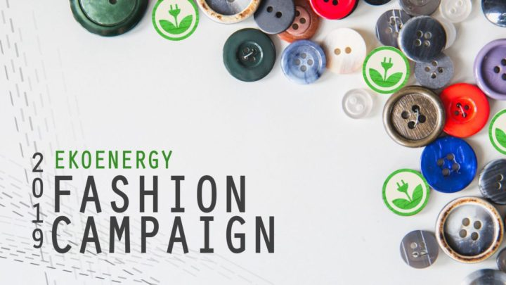 PassionForGreenFashion es la campaña de EKOenergía y ecovatios para hacer de la industria de la moda un sector más verde