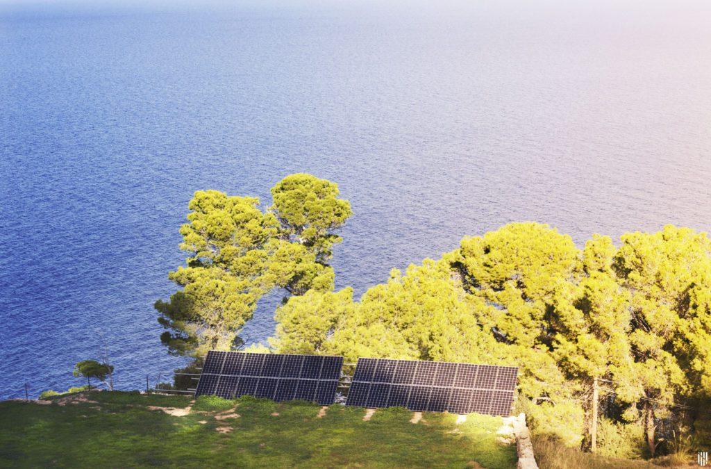 Comunidades renovables en Baleares