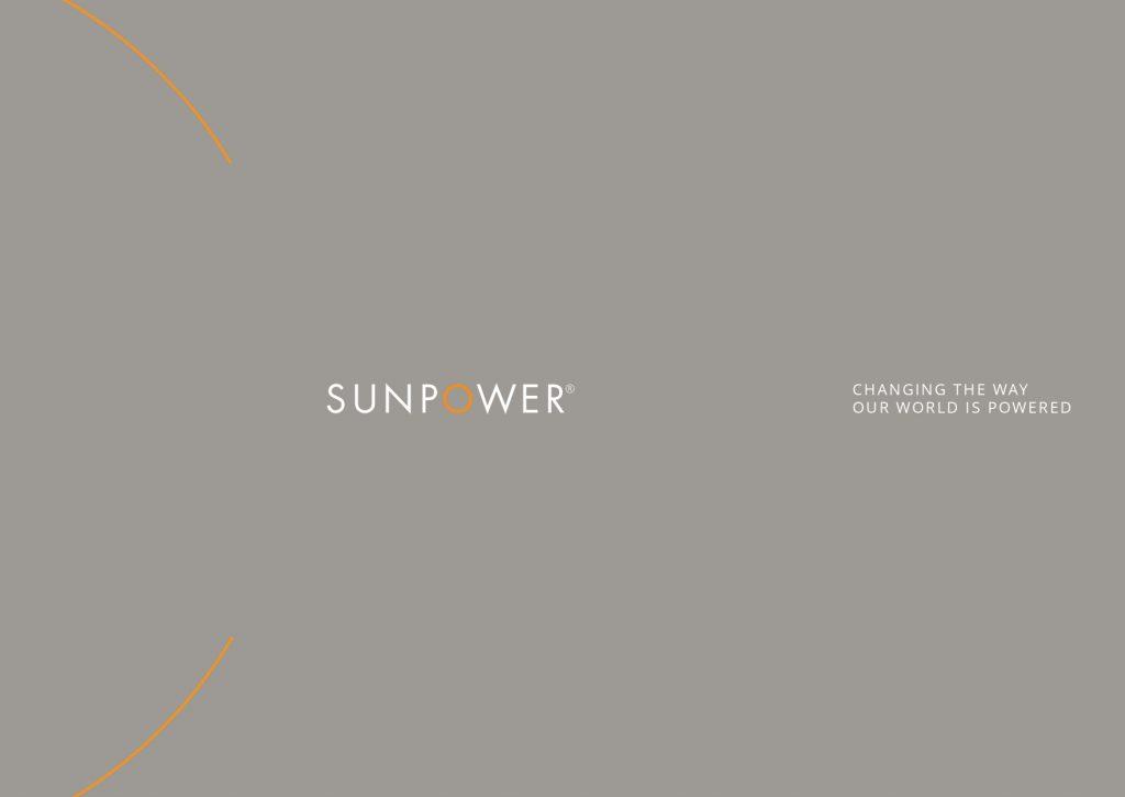 Brochure SunPower