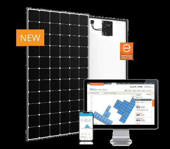 Llega Maxeon 5 AC, la última innovación en tecnología solar de SunPower